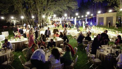 El negocio de las fincas para la celebración de bodas 'ahoga' el medio natural. Foto: Ecologistas en Acción.