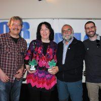 SEO/BirdLife y AEMS-Ríos con Vida, reconocidos con el premio Náyade por su compromiso con los ríos