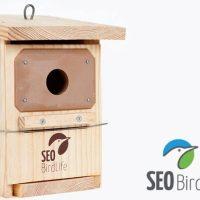 Torrelodones instala más de 100 cajas nido contra la procesionaria