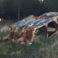 Denuncian la degradación del pinar del Camino del Monte