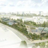 El proyecto 'Campus for Living Cities' gana el concurso 'Reinventing cities' para la regeneración del Campus Sur de la UPM