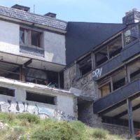 Comunidad demolerá el edificio del Club Alpino Guadarrama en Navacerrada