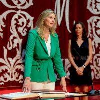 Paloma Martín, nueva consejera de Medio Ambiente