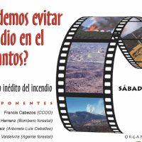 Un acto conmemora el 20 aniversario del incendio forestal en el Monte Abantos