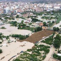 Asaja solicita a la Comunidad que declare 'zona catastrófica' el sureste de la región