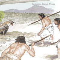 La Comunidad construirá un Centro de Interpretación en el 'Valle de los Neandertales'