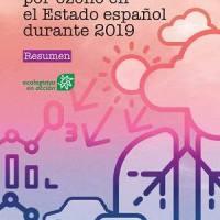 Los madrileños respiraron aire contaminado por ozono durante este año