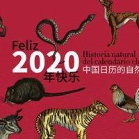 El MNCN celebrará el Año Nuevo chino con una exposición sobre la ciencia y los animales de su calendario