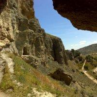 Perales de Tajuña promociona en Fitur su Risco de las Cuevas