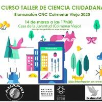 ANAPRI organiza un curso-taller de ciencia ciudadana como antesala al City Nature Challenge 2020