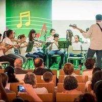 La Orquesta de 'La Música del Reciclaje' de Ecoembes se une a la iniciativa #Yomequedoencasa