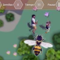 PolinizAPP, un juego para pasar el confinamiento