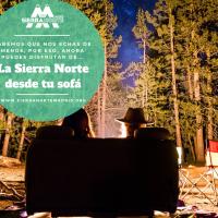 La Sierra Norte de Madrid pone en marcha la campaña #LaSierraNorteDesdeTuSofa