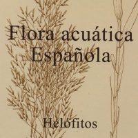 Nuevo libro sobre flora acuática española