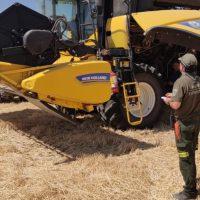 Los agentes forestales intensifican el control del uso de maquinaria en terreno forestal