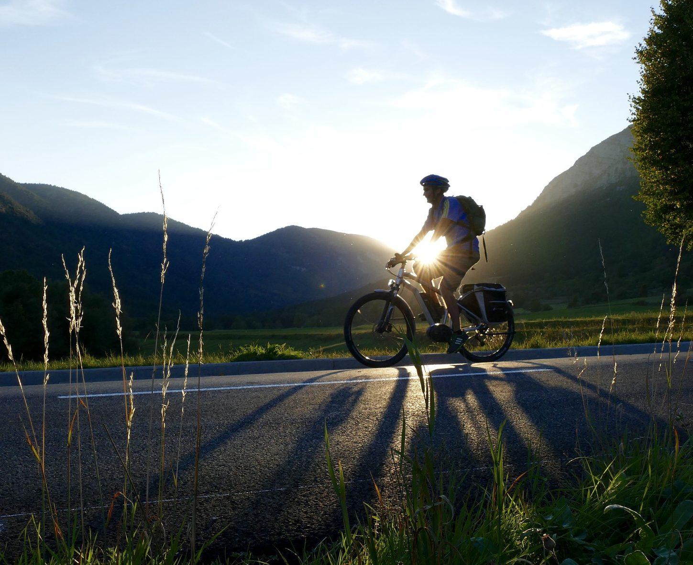 Foro UAM Movilidad Sostenible Bicicleta eléctrica Sierra de Guadarrama