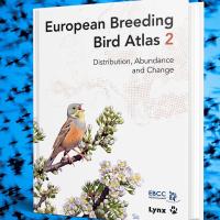 Nuevo Atlas Europeo de las Aves Reproductoras