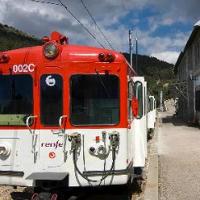 Nuevos trenes para el tren alpino de Cotos