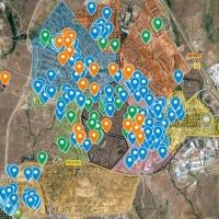 Censo de aves urbanas en Colmenar Viejo